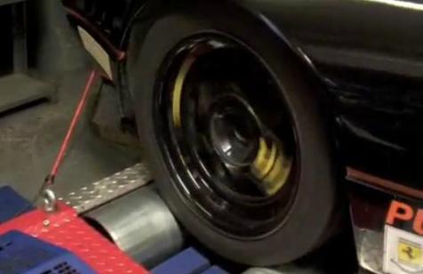 TUNING THE FERRARI GTO V8