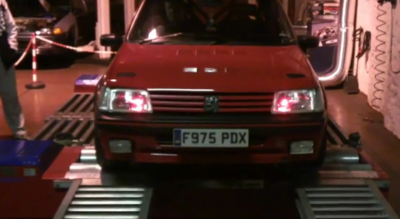 TUNING THE PEUGEOT 205GTi