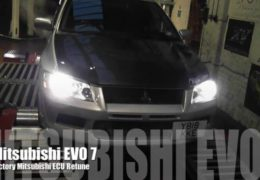 TUNING THE MITSUBISHI 4G63 (EVO 7)