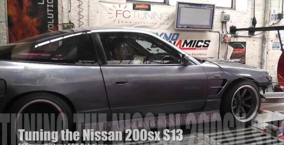 TUNING THE NISSAN SR20DET (S13)