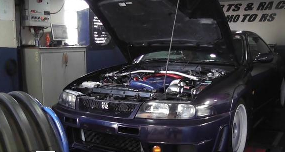 TUNING THE NISSAN RB26DET (R33)