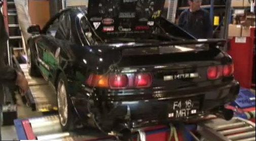 TUNING THE TOYOTA 3S-GTE (SW20)