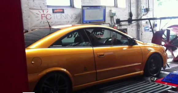 TUNING THE VAUXHALL Z20LET (Astra)