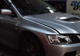 TUNING THE MITSUBISHI 4G63 (EVO 9)