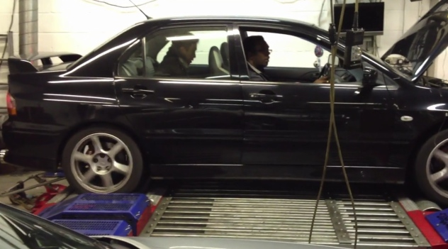 TUNING THE MITSUBISHI 4G63 (EVO 8)