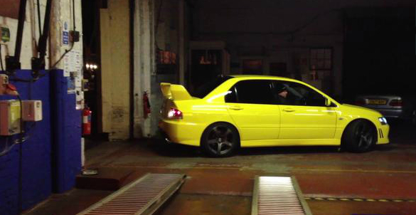 TUNING THE MITSUBISHI 4G63 (EVO 7)