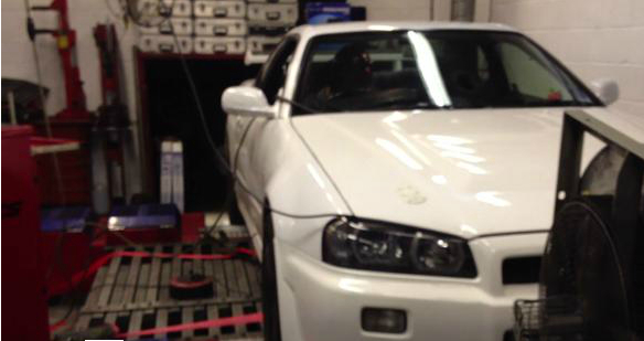 TUNING THE NISSAN RB26DETT (R34)