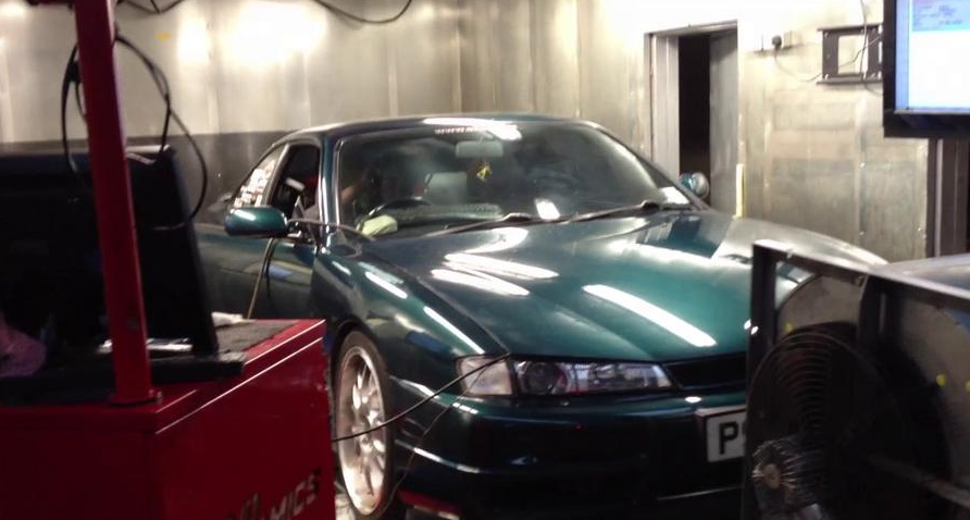 TUNING THE NISSAN SR20DET (S14a)