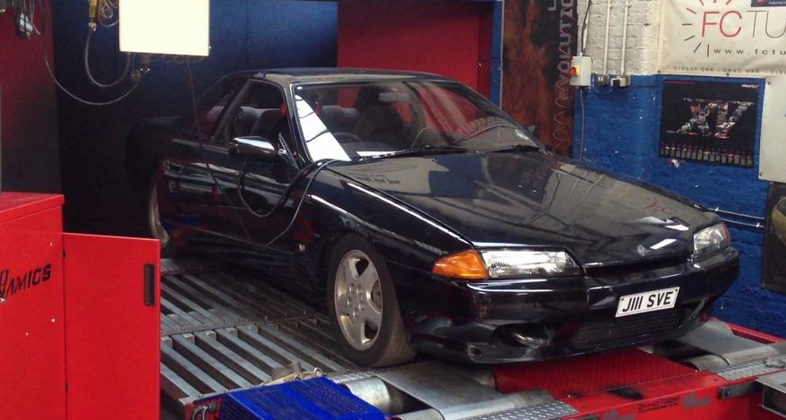 TUNING THE NISSAN RB20DET (R32)