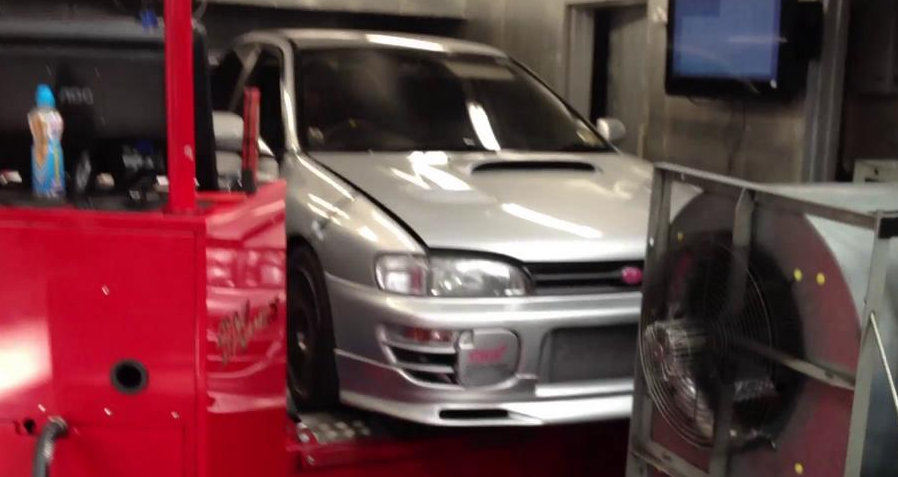TUNING THE SUBARU EJ20 (UK)