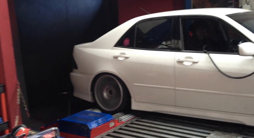 TUNING THE JDM TOYOTA ALTEZZA 3S-GE Beams DUAL VVT-i Engine '98+