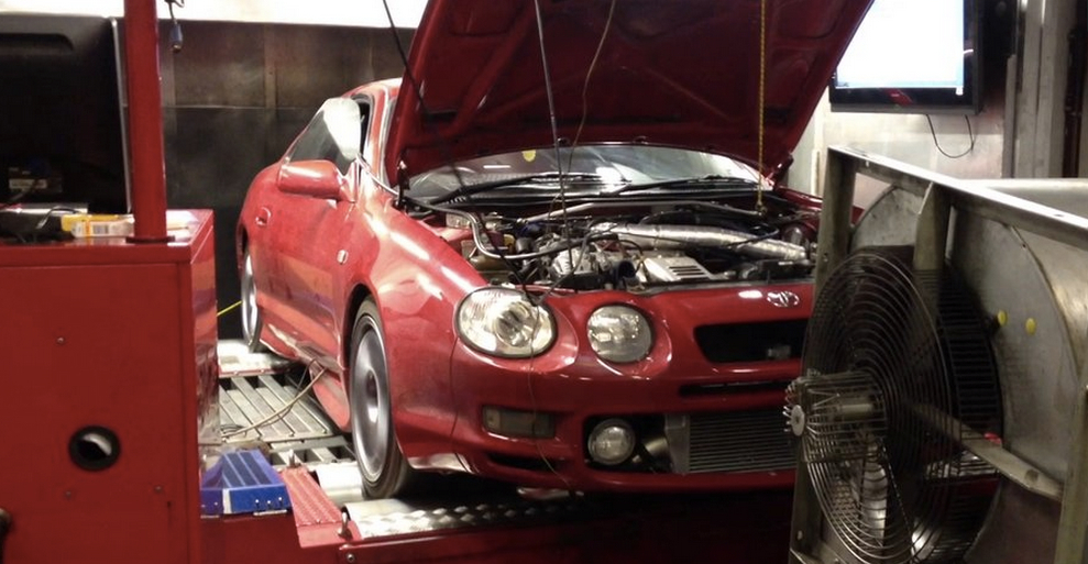 Toyota Garage Nijmegen : Toyota archives fc tuning