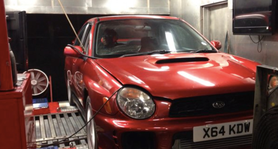 TUNING THE SUBARU EJ20 (WRX)