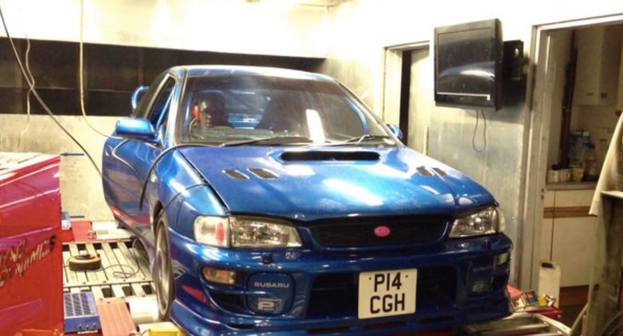 TUNING THE SUBARU EJ20 (P1)
