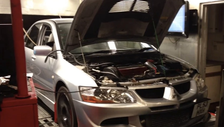 TUNING THE MITSUBISHI 4G63