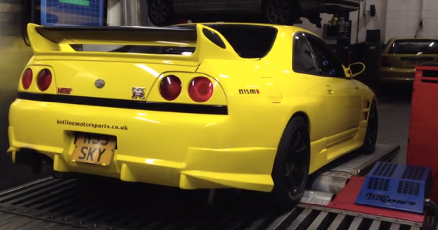 TUNING THE NISSAN RB25DET