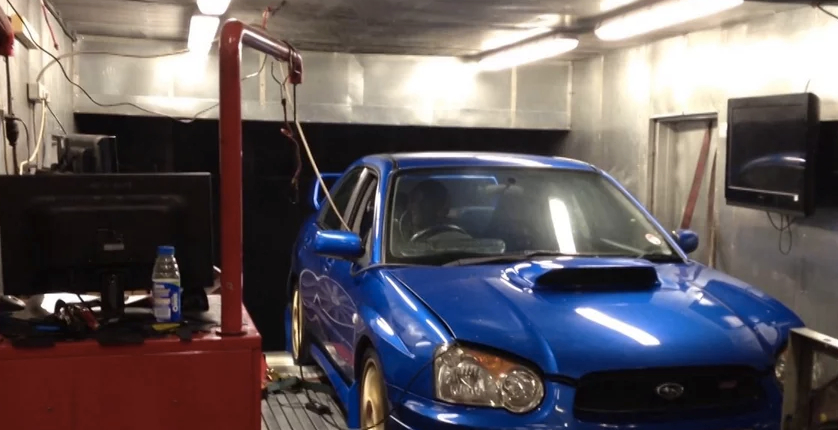 TUNING THE SUBARU EJ20
