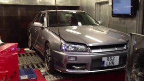 TUNING THE NISSAN RB25DET (NEO)