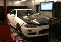 TUNING THE NISSAN RB25DET (R34GTT)