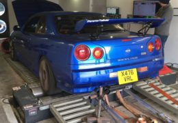 TUNING THE NISSAN RB25DET NEO (GTT)