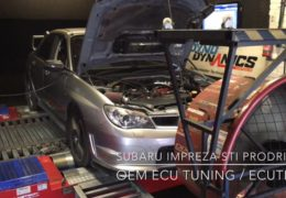 TUNING THE SUBARU EJ25 (STI)