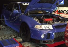 TUNING THE MITSUBISHI 4G63 (EVO6R)