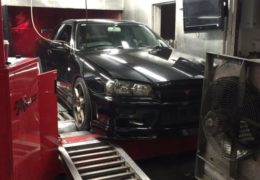 TUNING THE NISSAN RB25DET (R34)